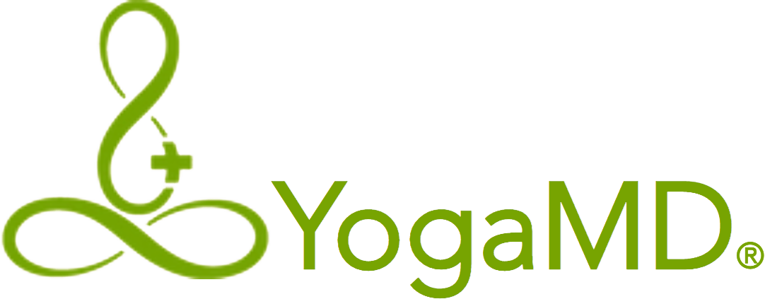 The Yoga MD Logo